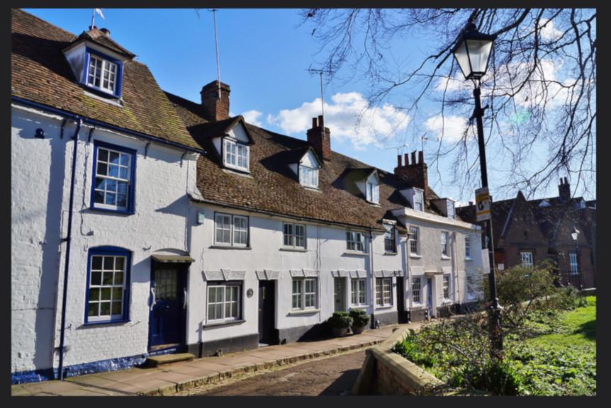 Aylesbury Old Town