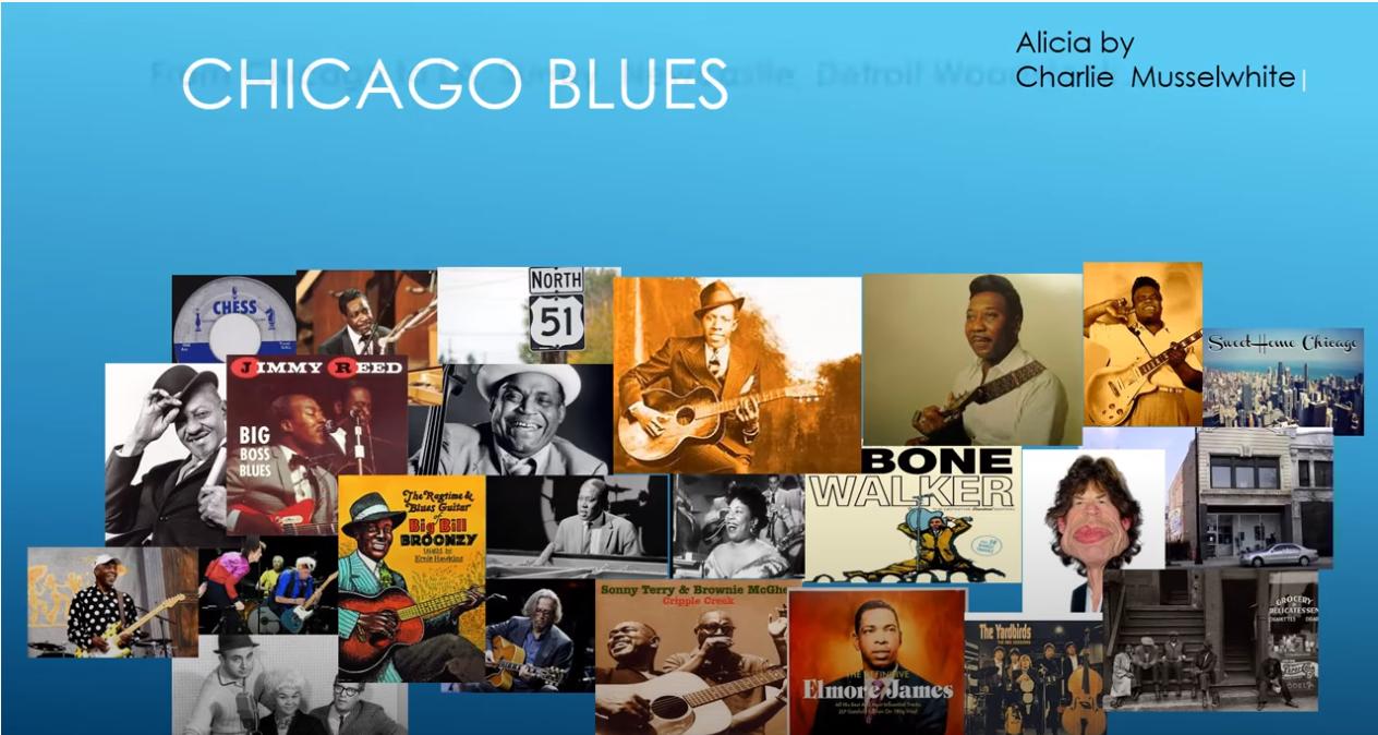 Chicago Blues Part 2