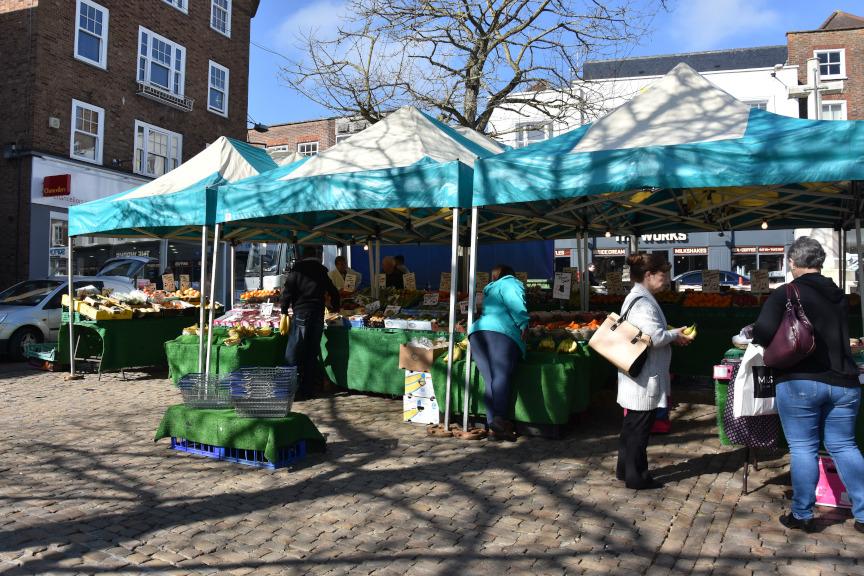 Aylesbury Market