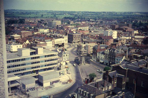 Market Square 70s - Pat Baker
