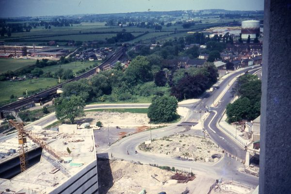 Morrison's site 70s- Pat Baker